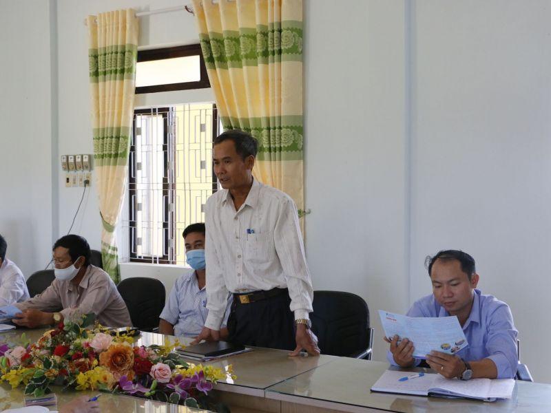 Chương trình tư vấn và định hướng con đường lập nghiệp tại Xã Quảng Phước, huyện Quảng Điền.