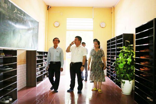 Nhật Ngữ Intrase vinh hạnh đón tiếp Sở Lao Động Thương  binh và Xã Hội Thừa Thiên Huế đến thăm.
