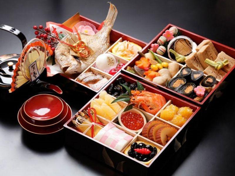 Các món ăn truyền thống trong ngày Tết của người Nhật