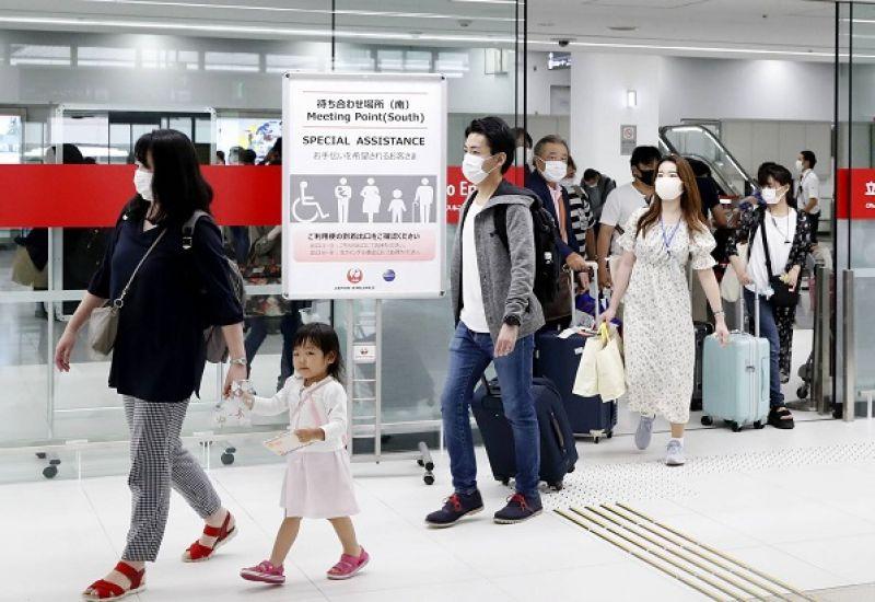 Người nhập cảnh vào Nhật Bản phải nộp kết quả xét nghiệm âm tính với COVID-19