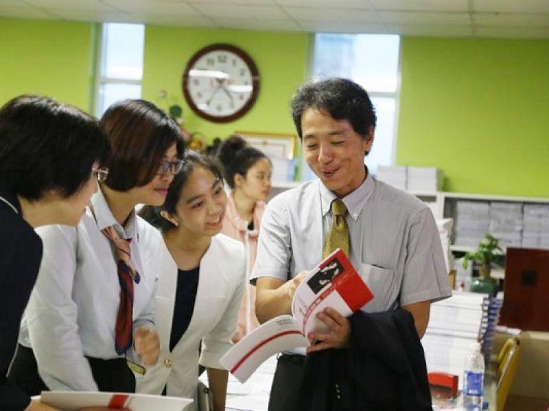 Các trường đào tạo ngôn ngữ Nhật ở Hà Nội không nên bỏ qua