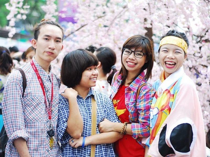 Những điều tuyệt vời khi bạn đi du học Nhật Bản