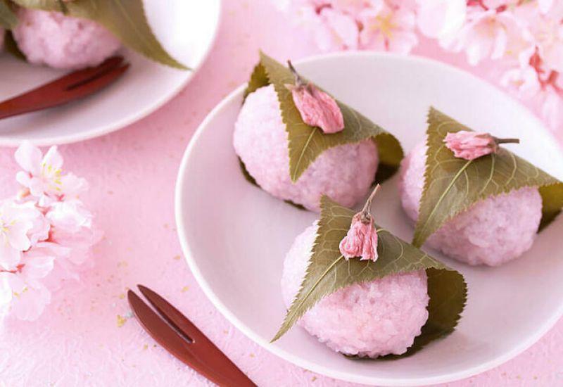 8 món ăn đặc sắc được làm từ hoa anh đào