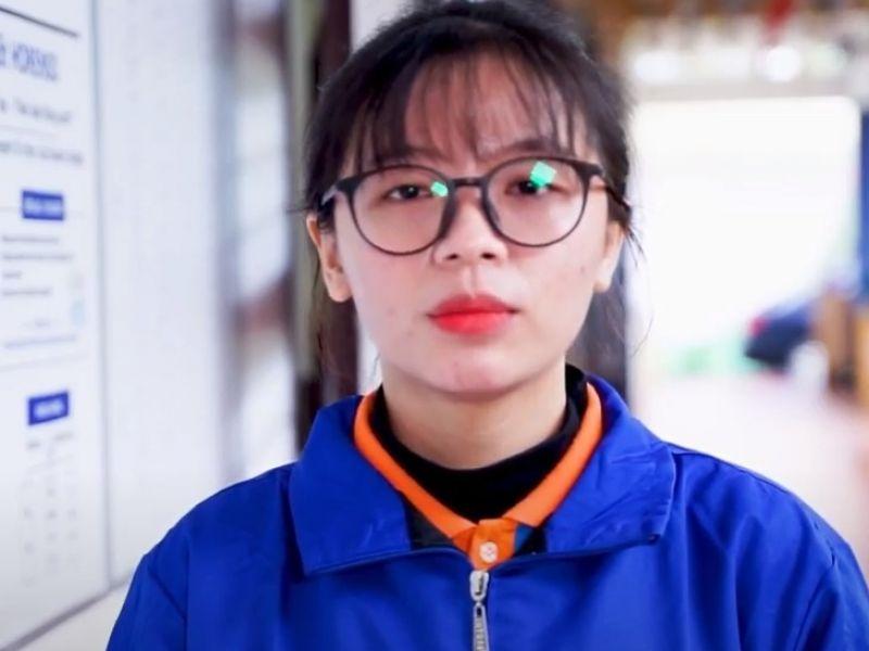 Học viên Nguyễn Thị Thanh Bình