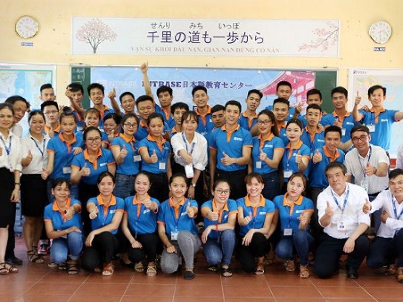 Nhật ngữ Intrase - Trung tâm du học Nhật uy tín tại Việt Nam