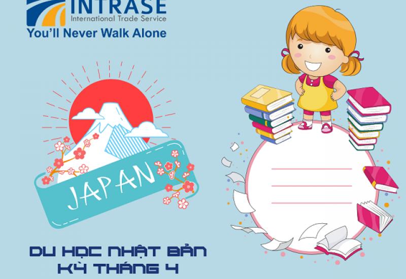 Thông báo tuyển sinh du học Nhật Bản kỳ tháng 4/2021