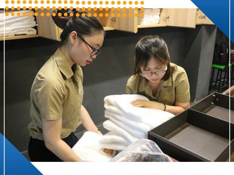 Tuyển 20 Nữ Giặt ủi Công nghiệp