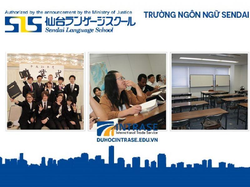 Trường ngôn ngữ Sendai