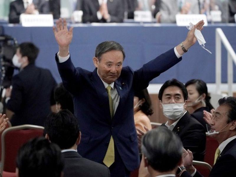 Nhật bản: LDP bầu Yoshihide Suga làm lãnh đạo kế nhiệm thủ tướng Abe