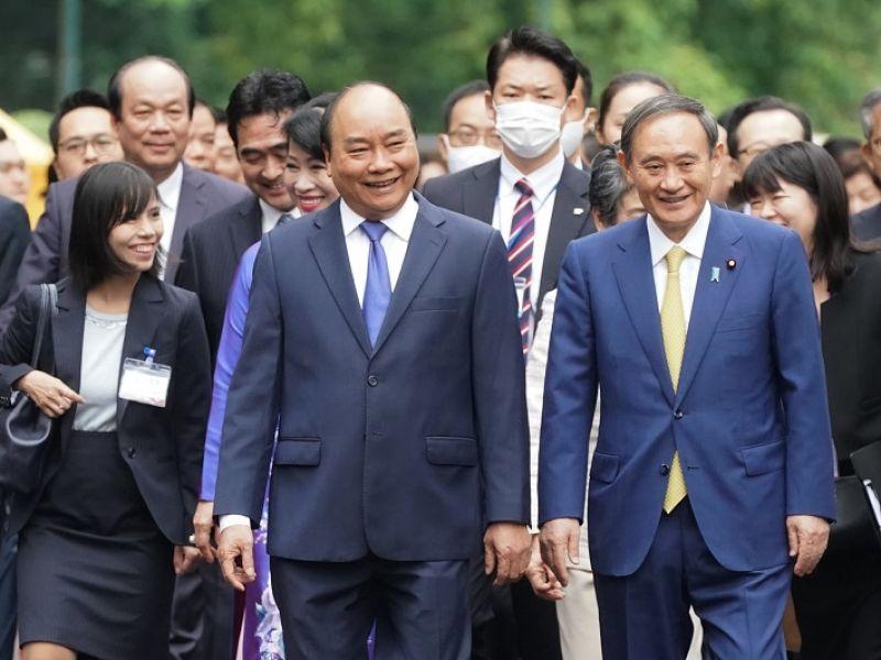Nhật Bản hỗ trợ 4 tỷ yên giúp Việt Nam khắc phục thiên tai và phòng chống Covid-19