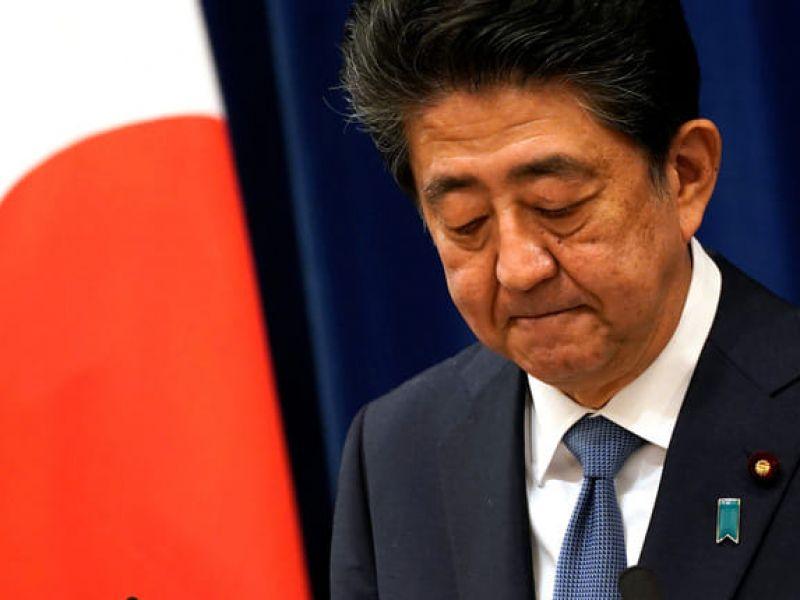 Thủ tướng Nhật Bản Abe Shinzo tuyên bố từ chức