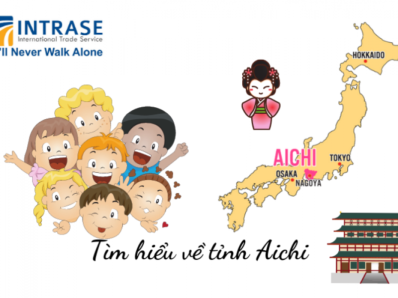 4 đặc điểm thú vị của tỉnh Aichi Nhật Bản