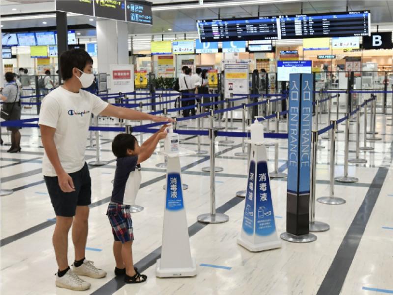 Thông tin cơ bản về xuất nhập cảnh Nhật Bản
