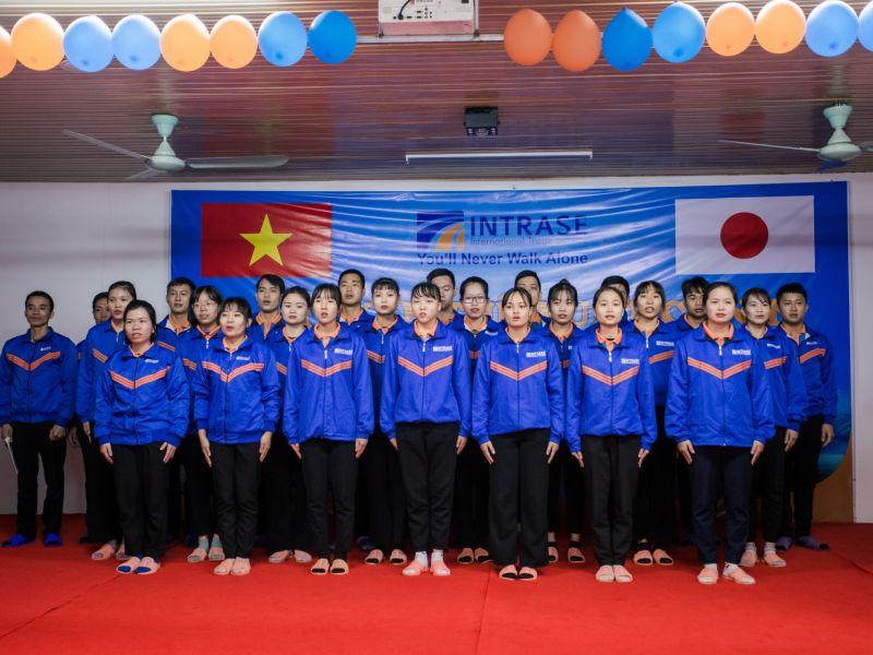 Tuyên thệ xuất cảnh: 32 cánh én mang giấc mơ Việt Nam đến Nhật Bản