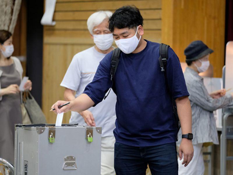 Dịch Covid-19: Nhật Bản ghi nhận thêm hơn 1.500 ca nhiễm mới