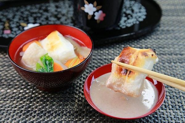 món ăn truyền thống trong ngày Tết của người Nhật
