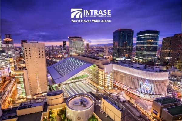 Osaka - Nhật Bản
