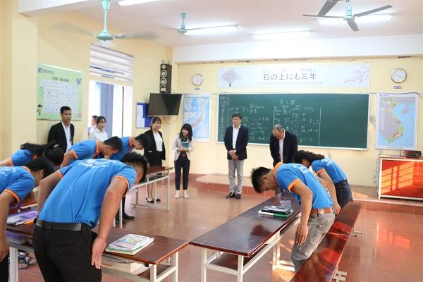 Trường đào tạo ngôn ngữ Nhật